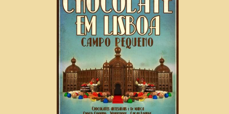 """""""O Chocolate em Lisboa"""" Campo Pequeno"""