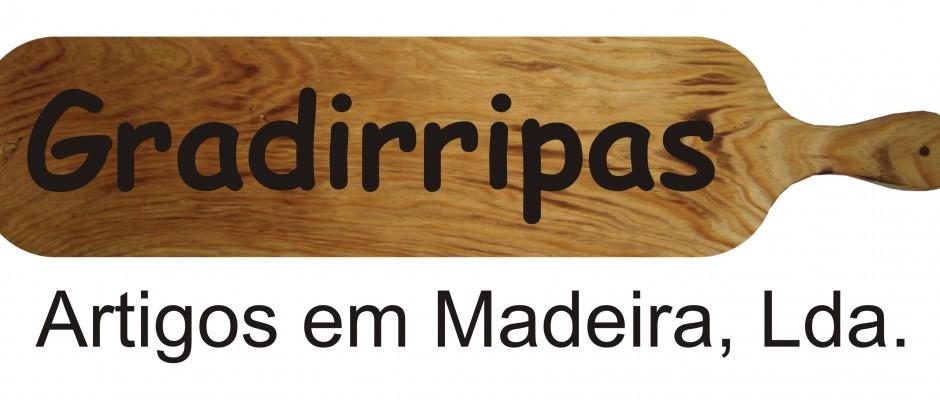 Gradirripas, Artigos em Madeira