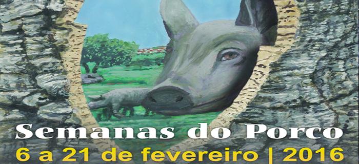 Arraiolos: À mesa o porco é rei