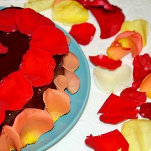 Bolo de São Valentim