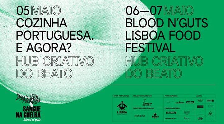 Festival Sangue na Guelra, Lisboa