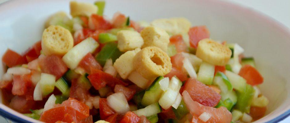 Salada á Montanheira