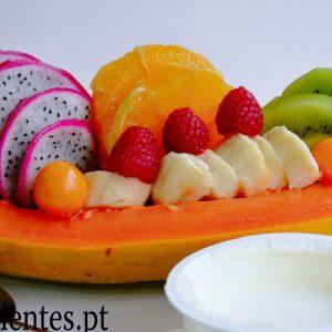Coroa de Frutas