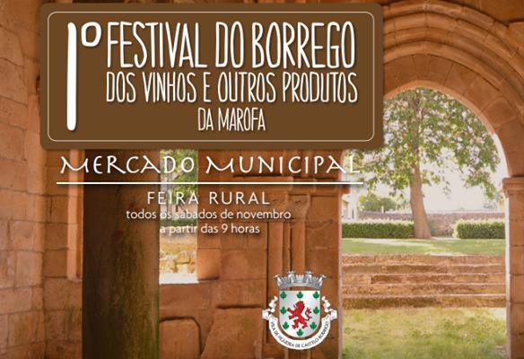 1º Festival Gastronómico do Borrego da Marofa
