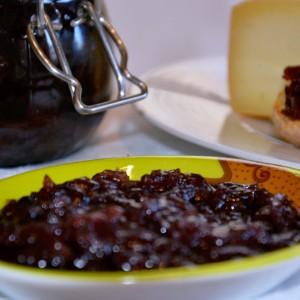 Compota de Cebola Roxa com Vinho do Porto