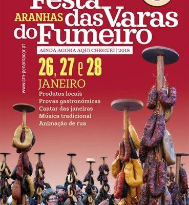 Festa das Varas do Fumeiro, Aranhas