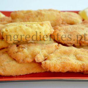 Filetes de Peixe Panados no Forno